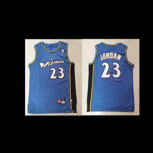 Washington Wizards Michael Jordan Blue  Jersey